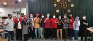Berangkatkan Kontingen Catur di PON Papua XX, Ketua Percasi Optimis Pecatur Surabaya Raup Emas