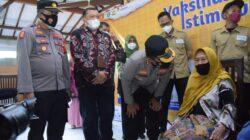 Kejar Target 60 Persen Vaksinasi Lansia di Sidoarjo dalam Seminggu