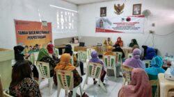 Masa Reses, Dyah Katarina Serap Aspirasi Kader Kampung