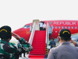 Kunker NTT, Jokowi Resmikan Penataan Sejumlah Infrastruktur