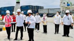 Jokowi Resmikan Terminal Multipurpose Wae Kelambu Pelabuhan Labuan Bajo