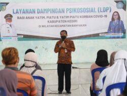 Pemkab Kediri Proaktif Pelayanan Sosial Bagi Warga